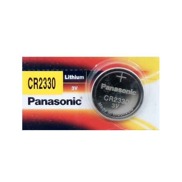 파나소닉 CR2330(5알) 3V 리튬전지 리튬건전지