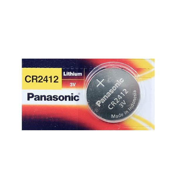 파나소닉 CR2412(5알) 3V 리튬전지 리튬건전지