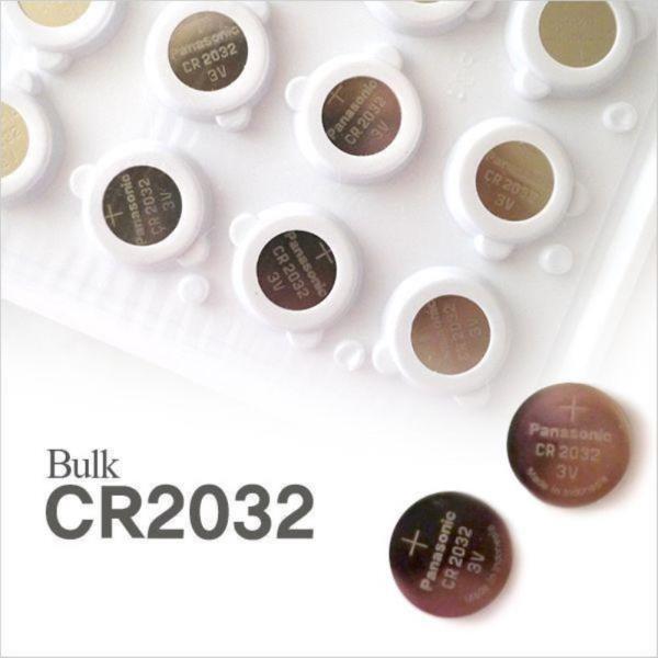 파나소닉 CR2032벌크(100알) 3V 리튬전지 리튬건전지
