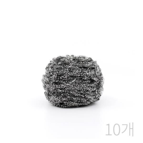 FROG 스텐철수세미(45g)(10개묶음) 스텐수세미