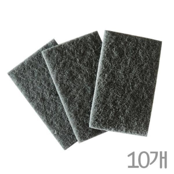 이태리 패드형다목적흑수세미3P(10개) 찌든때강력세척