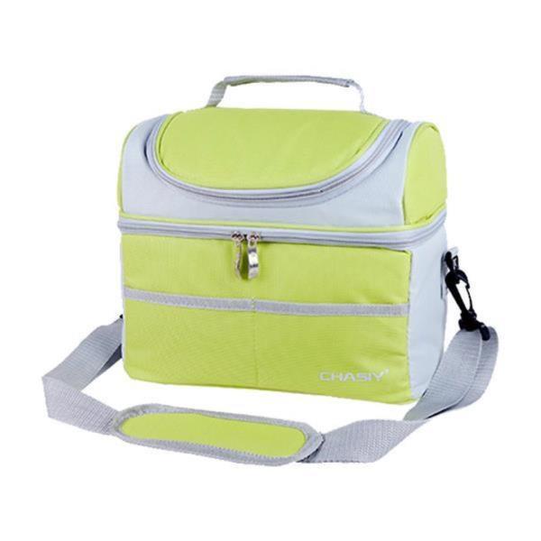 DF 고급그린쿨러백(8L) 보온가방 보냉가방 쿨러가방