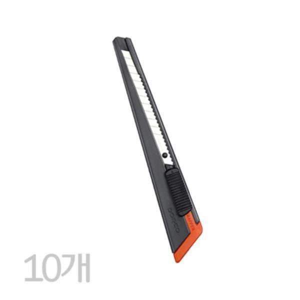 도루코 커터칼 소(S101)(10개) 일반사무용칼