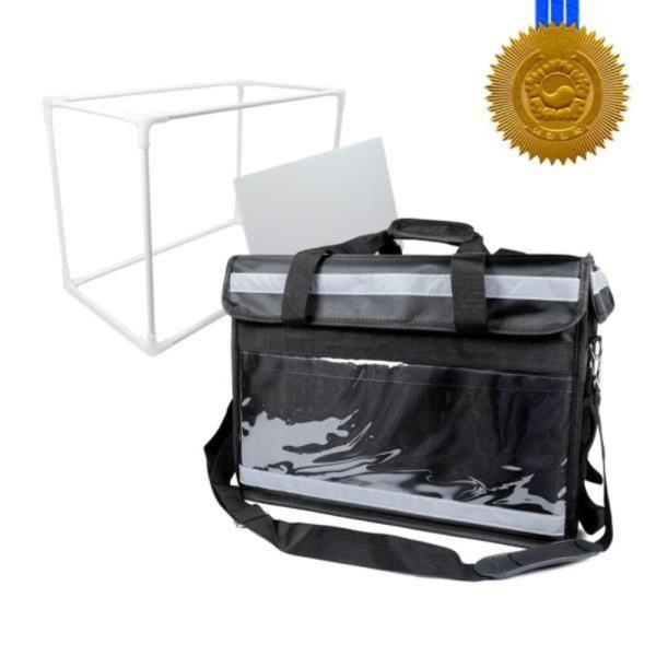 KP프리미엄 배달가방(40L) 오토바이가방 보온보냉가방