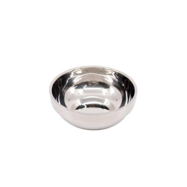 DF 스텐진공복층그릇(1호)밥그릇12cm 스텐그릇