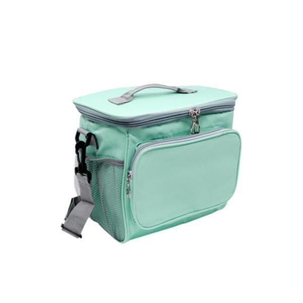 DF 고급민트쿨러백(10L) 보온가방 보냉가방 쿨러가방