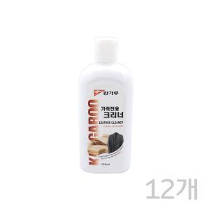 캉가루 가죽크리너(150ml)(12개) 가죽전용오염제거제