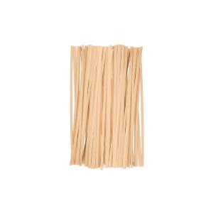 DF 크라프트빵끈(20cm 약1000개) 종이빵끈 무지빵끈