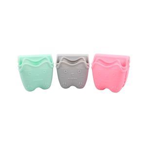 파미레 파스텔고양이 실리콘주방장갑(2P) 냄비장갑