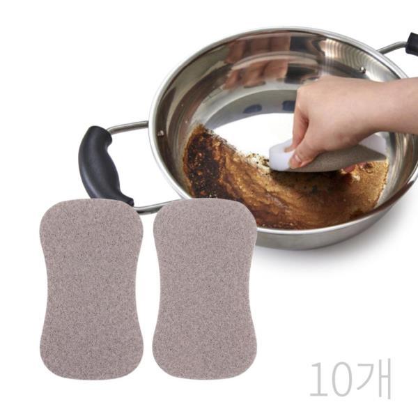 프랑스 프로샤인수세미(2P)(10개) 탄냄비 강력세척