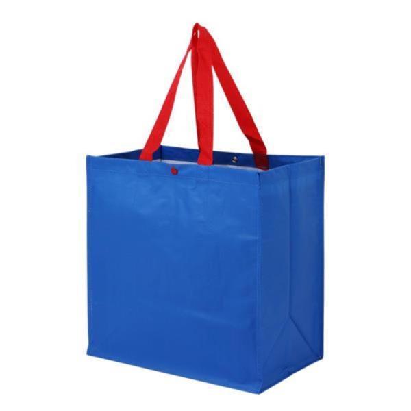 타포린가방 블루
