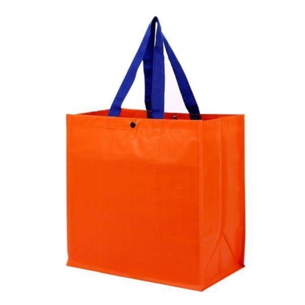 타포린가방 오렌지