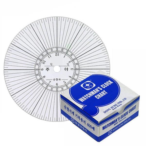 순찰기계용지 일반용지 DS-2500/PL-365 400매박스 택1