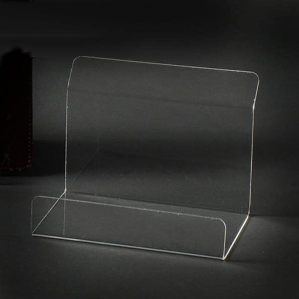 아크릴 상품진열대 핸드백진열대 1단 중형
