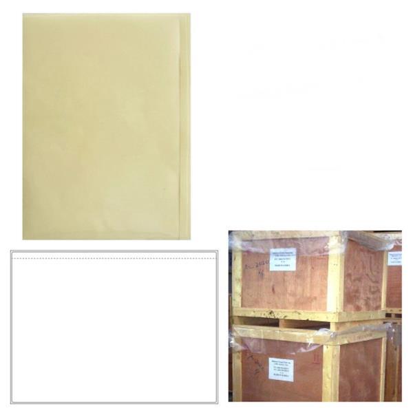 밀봉형 포켓 라벨테이프 A4가로 30매 수출포장용
