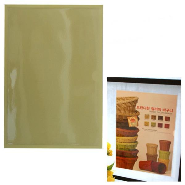 주머니형 포켓 라벨테이프 두꺼운A4 30매