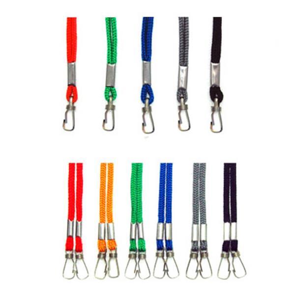 GNT명찰 고리목걸이줄 양쪽 한쪽선택 100개