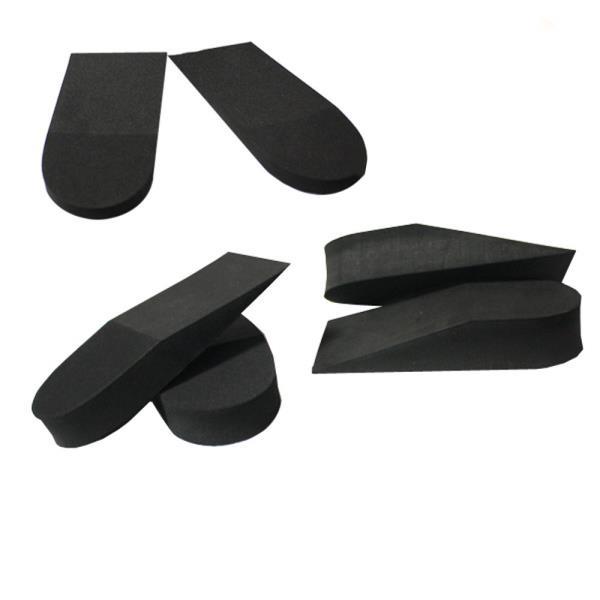 에바 키높이 뒷굽 반깔창 블랙 1cm 2cm 3cm