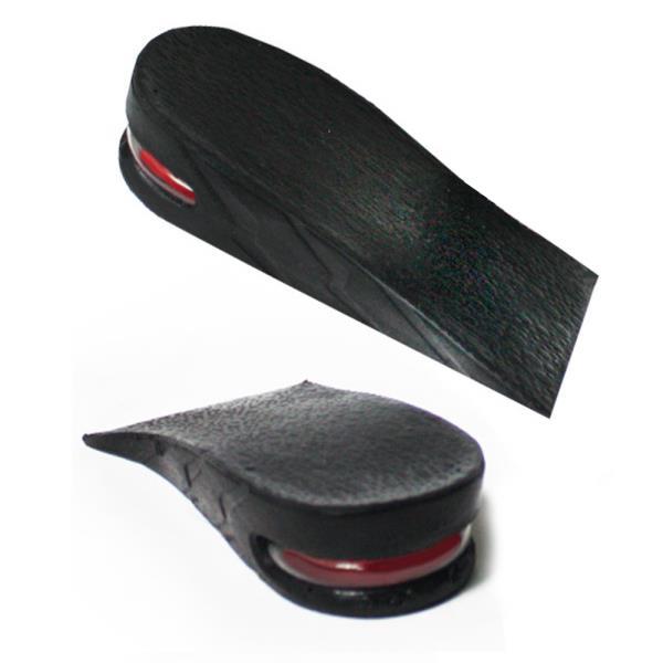 에어캡 키높이 반깔창 3cm 블랙