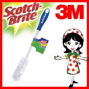 3M 긴 유리병 막대 브러시