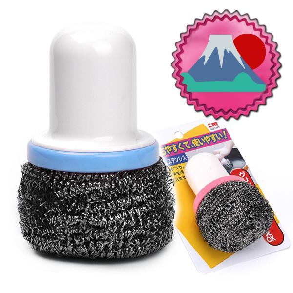 일본마트상품 철수세미 손잡이
