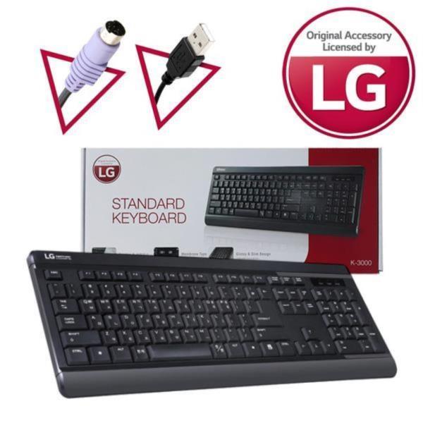 LG 106키 하이그로시 스탠다드 키보드 3000