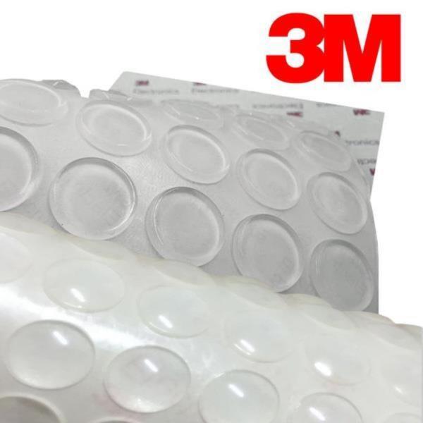 3M 도트범퍼 벌크 미끄럼방지 충격완화 유리받침