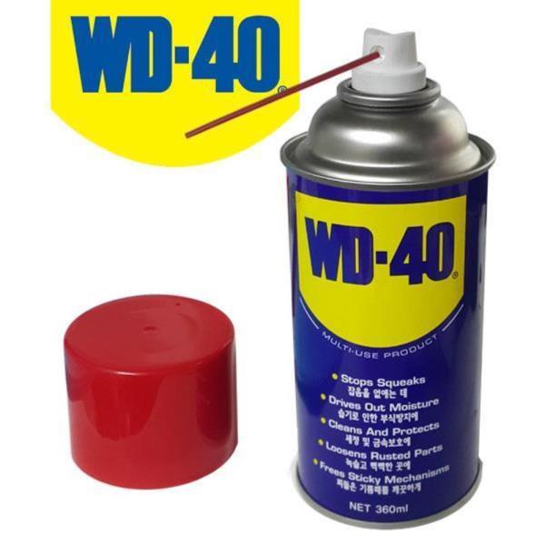 WD40 방청윤활제 대형 360ml