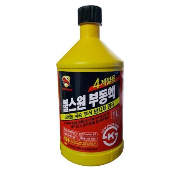 불스원 금속부식방지 4계절부동액 1L