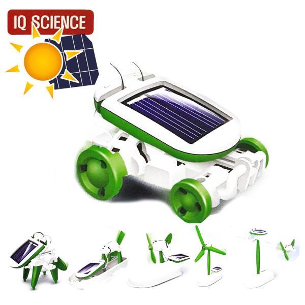 태양광 6in1 변신 장난감 조립키트