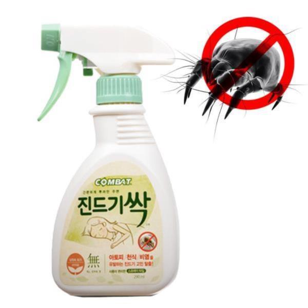 진드기 스프레이 소파 카시트 인형 침대 카페트 살충제 해충박멸제