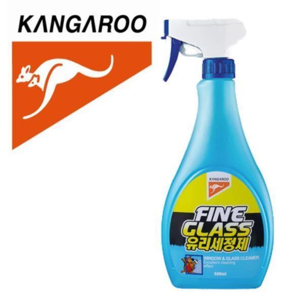 캉가루 파일글라스 유리세정제 0.5L