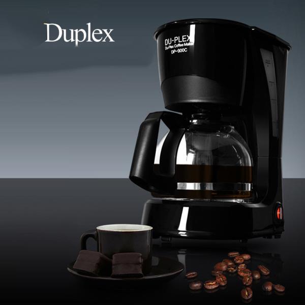 듀플렉스 커피메이커 최대6인용 900C 소형