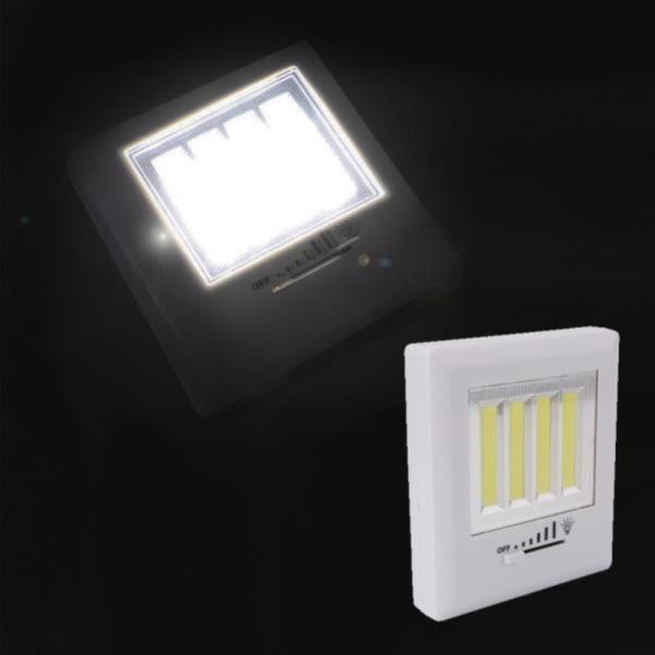 LED 코드없는 비상등 밝기조절 일자디머