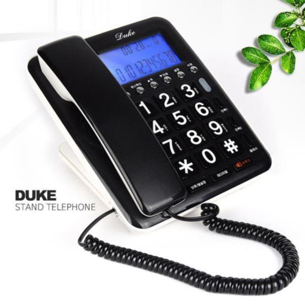 발신표시 스텐드 CID유선전화기 듀크360