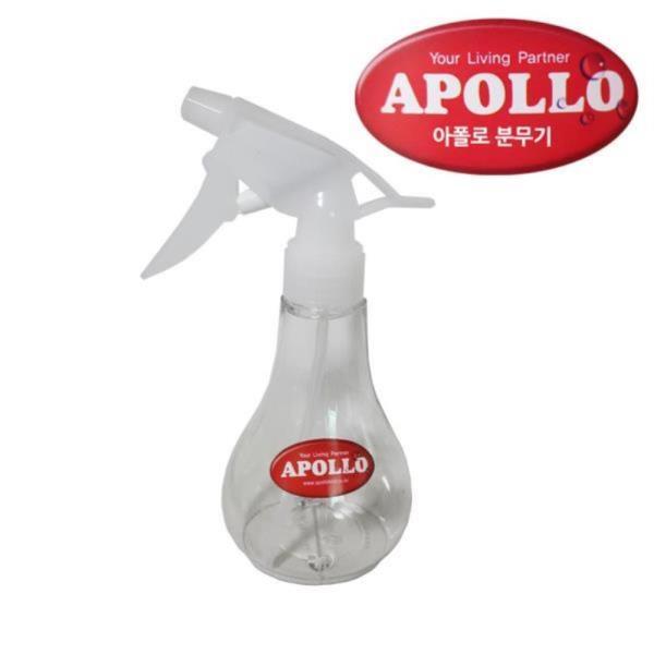 아폴로260 흰투명 분무기 250ml 스프레이
