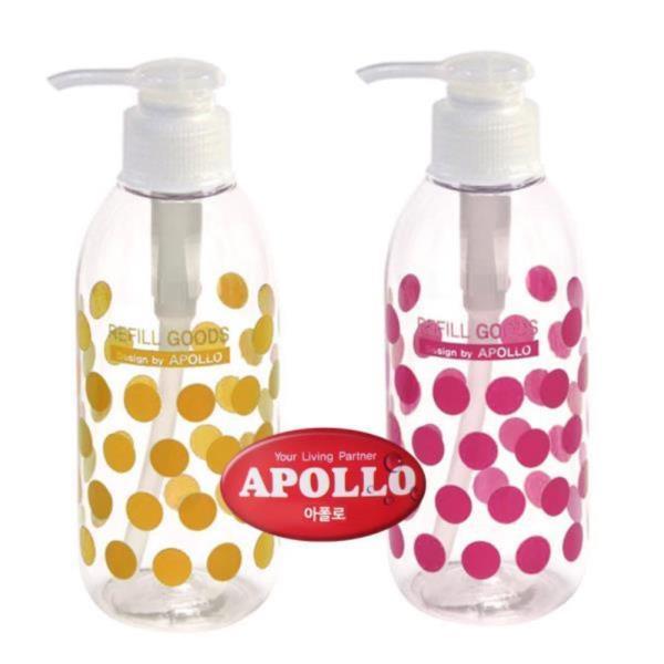 아폴로 땡땡이 리필용기 펌프 500nl