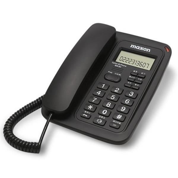 맥슨911 CID 발신표시 유선전화기