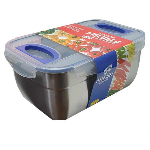 싱싱락 스텐 밀폐용기 6호 특대 7L