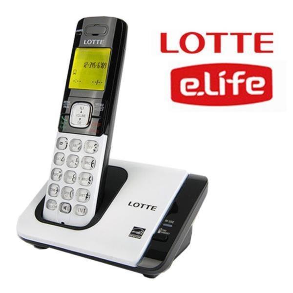 롯데 통화품질 1.7GHz CID 무선전화기 735