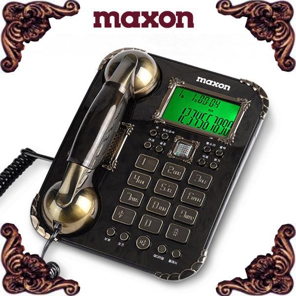 맥슨 엔틱 빈티지스타일 CID유선전화기 560