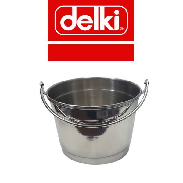 델키 스텐 손잡이 깍두기통 소형