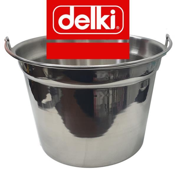 델키 스텐 손잡이 깍두기통 특대