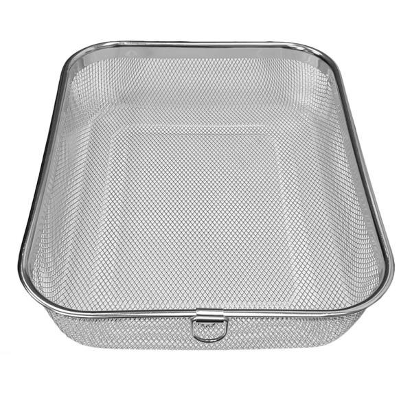 대흥 스텐망 고리 사각바구니 특대
