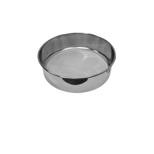 대흥 스텐 원채망 원형채반 소형