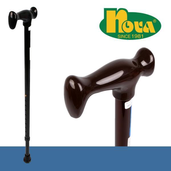 노바2060 T형 2단 접이식 노인지팡이