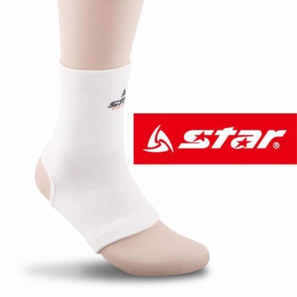 스타111 백색기본 발목보호대 프리사이즈