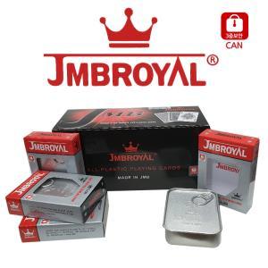 JMB113 3중 보안캔 트럼프 포커카드 12벌