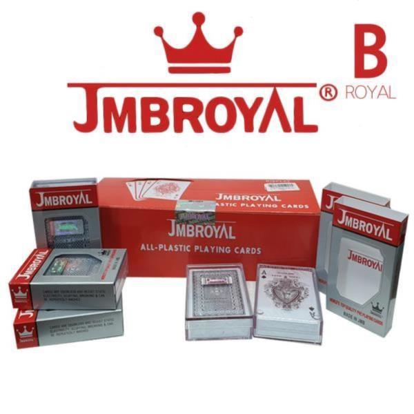 JMB038 로얄B 포커 트럼프카드 12벌