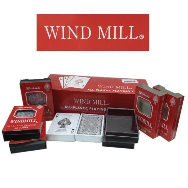 윈드밀012 특 포커 트럼프카드 12벌